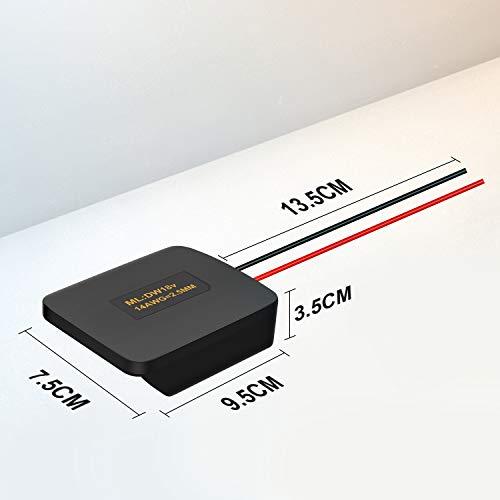 TOMAPEX 18V/20V Battery Converter Adapter Power Source for DeWalt 20v Max 18v Dock Power