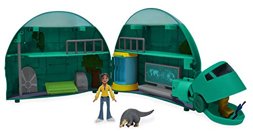 Wild Kratts Tortuga Extra-Large Playset with Figures - Measures Over 2' Long - Ages 3+