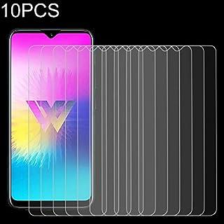 الهاتف المحمول خفف من الزجاج السينمائي For LG W30 Pro 9H 2.5D Tempered Glass Film خفف من الزجاج السينمائي