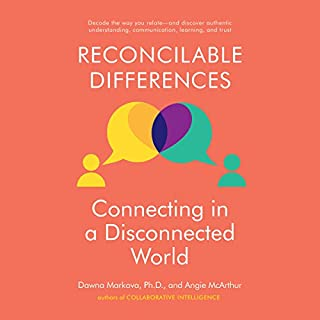 Reconcilable Differences audiobook cover art