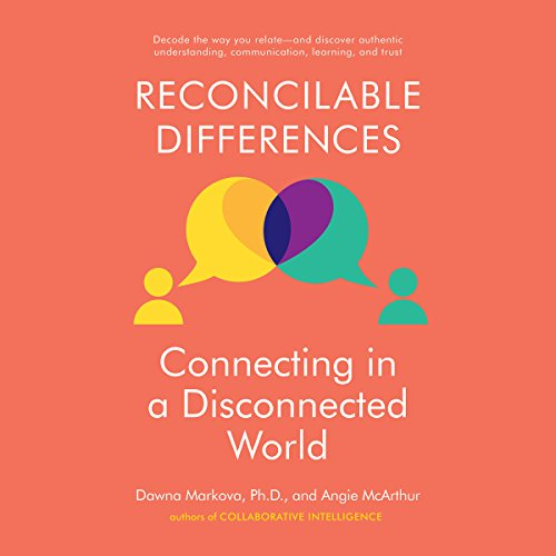 Couverture de Reconcilable Differences