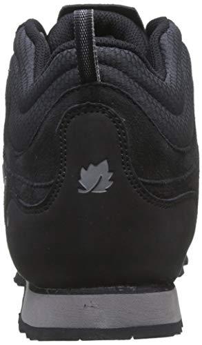Lafuma Men's APENNINS CLIM MID M Climbing Shoe, Black Asphalt 3744, 9.5 UK