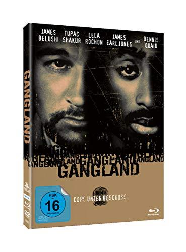 Gangland - Cops Unter Beschuss (Mediabook) (+ DVD) [Blu-ray]