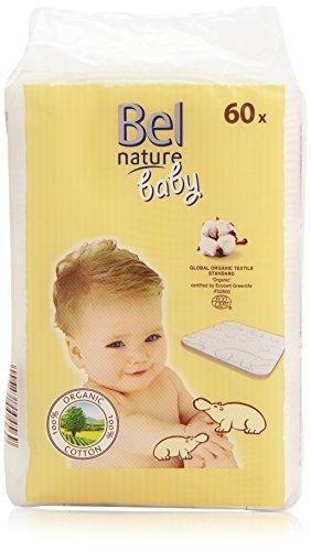 Bel Baby Nature Maxi Discos Algodón - 60 Unidades