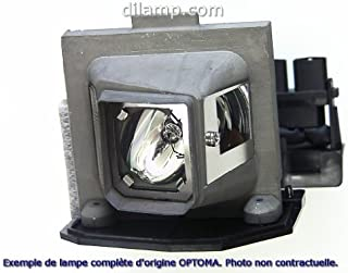 TH1060 Optoma Projector Lamp Replacement. Projector Lamp Assembly with Genuine Original Osram P-VIP Bulb Inside.