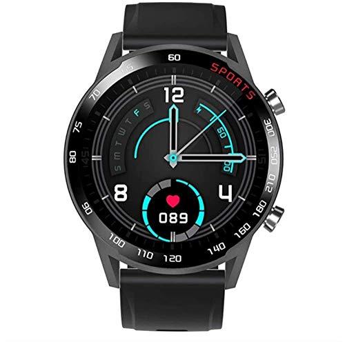 Reloj completo de los deportes de Bluetooth de la pantalla táctil de la pantalla a color de Smartwatch sana con la función de carga magnética