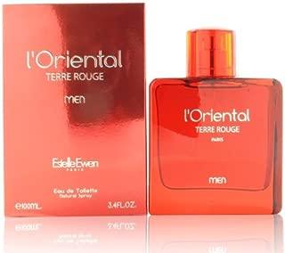 Estelle Ewen L'ORIENTAL TERRE ROUGE 3.4 oz EDT Men New in Box