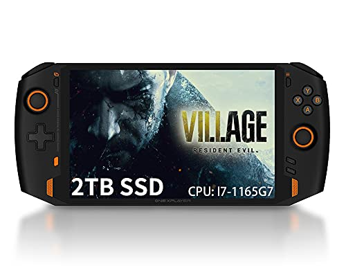 OneXPlayer [11th Core Tiger Lake I7-1165G7] 8.4 Inches Handheld PC Video Game Console One X Player...