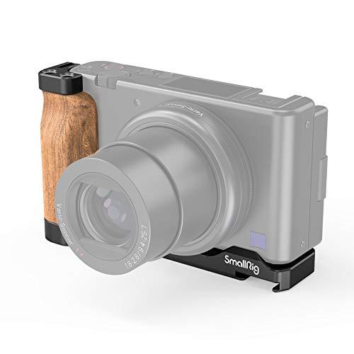 SMALLRIG L Platte mit Holzgriff für Sony ZV1 Kamera - 2936