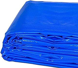 TITAN PVC TARPAULIN (24FTX24FT, BLUE)