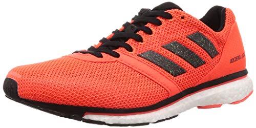 adidas Herren Adizero Adios 4 M Traillaufschuhe, Rot (Rojsol/Negbás/Rojsol 000), 39 1/3 EU