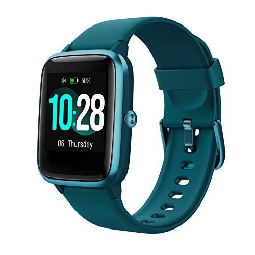 Check Out This Fitness Tracker Watch with Heart Rate and Sleep Monitor - Activity Tracker Waterproof...