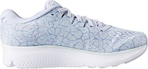 Saucony Ride ISO 2, Zapatillas de Running Mujer, Azul (Azul Hielo 42), 41 EU