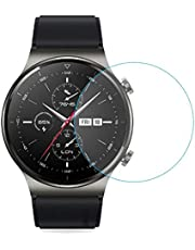 Huawei Watch GT2 PRO Ekran Koruyucu Temperli Cam 9H