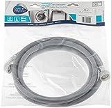 Care + Protect 35601829 Manguera de entrada de agua fría universal para conexión a tuberías de agua. Diseñado para agua fría bajo presión para lavadora y lavavajillas.