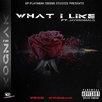 What I Like (feat. JayXRomalis)