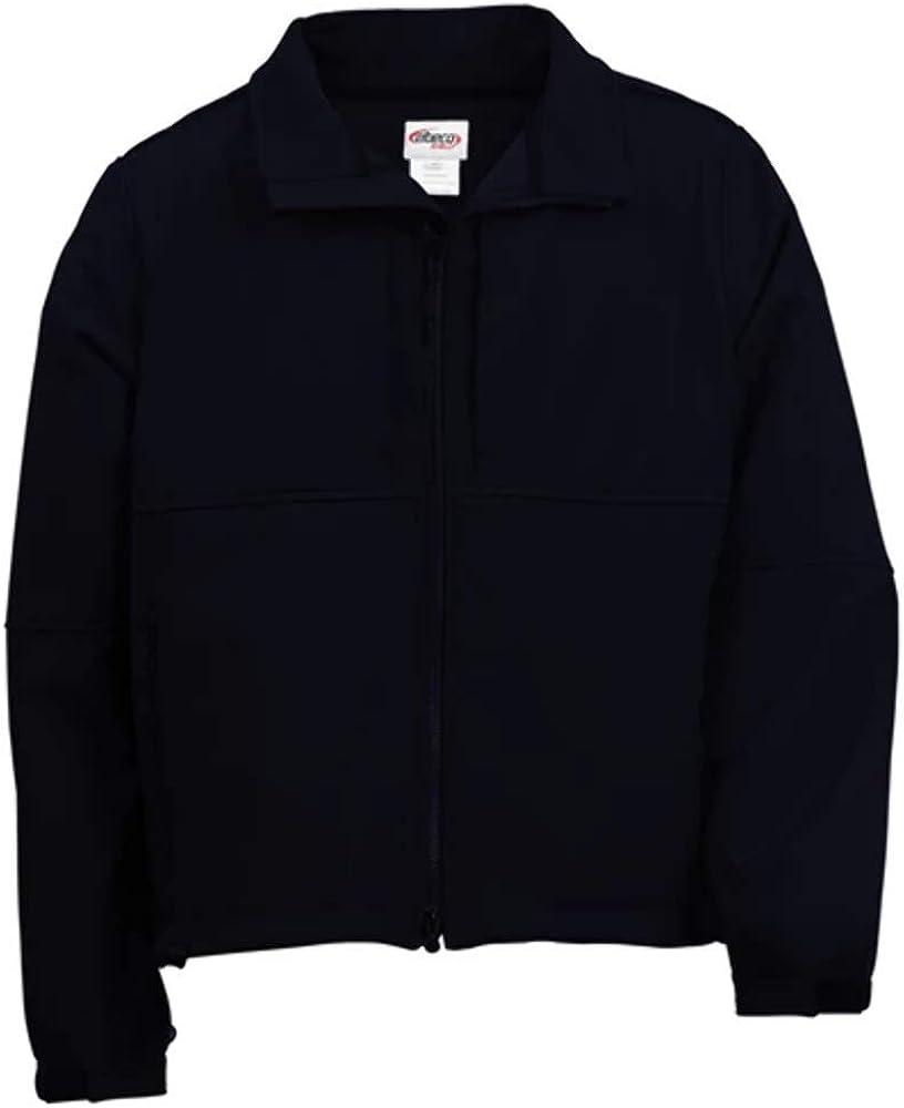 Elbeco Shield Performance Soft Shell Jacket Liner Fleece-Lined Hydrotech Waterproof Windproof