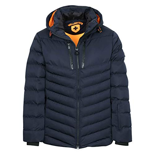 Wellensteyn Herren Steppjacke Carmenere Midnightblue - XL
