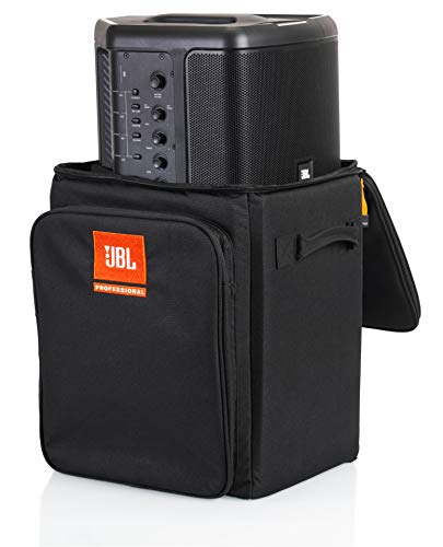 JBL Bags EON ONE Compact Portable PA Speaker Backpack with Adjustable Padded Dividers; (EON-ONE-COMPACT-BP)