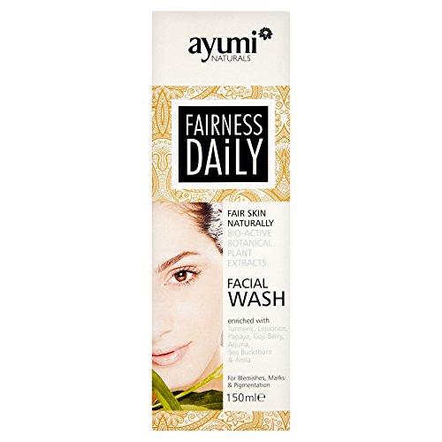 Ayumi Fairness Daily Face Wash, 150 ml