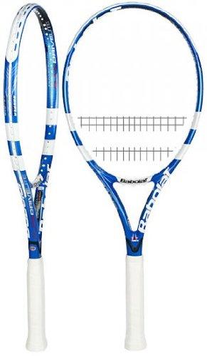Babolat Pure Drive Lite GT Blue Tennisschläger L3 besaitet