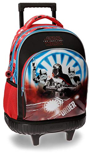 Star Wars The Last Jedi Mochila escolar, 43 cm, 28.9 Litros, Multicolor