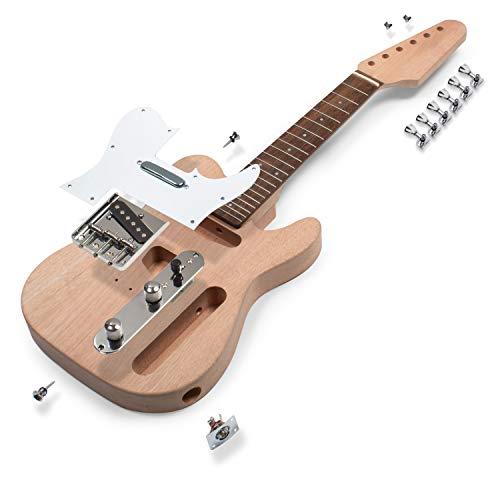 StewMac Mini T-Style Electric Guitar Kit