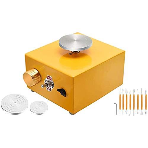 YFY Elektrische Keramikdrehmaschine DIY Ceramic Tools Elektrische Keramikmaschine für keramische Arbeitstiefelarbeit verwendet