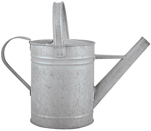 Esschert Design Altzink Gießkanne 1,6 Liter, 28x13,5x16,5 cm