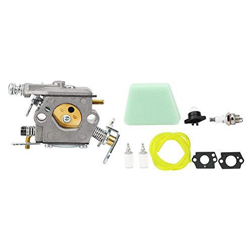 Kit De Carburador, Motosierra Ajuste De Carburador Para Partner 351 352 370 371 390 391 401 420 422 Motosierra