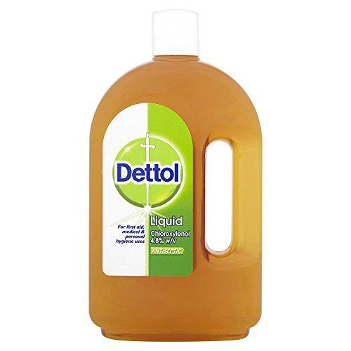 Dettol - Líquido original, 750 ml.