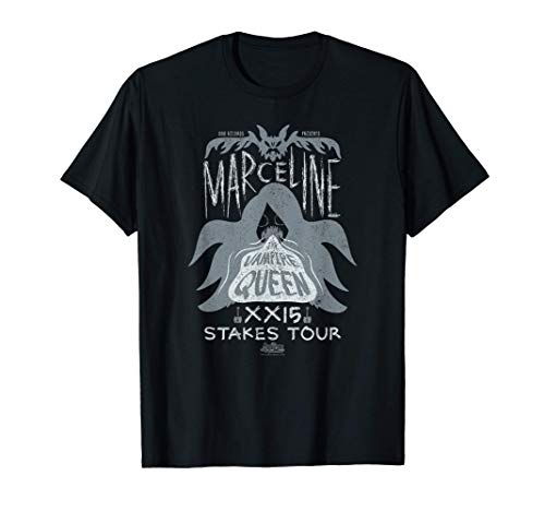 Adventure Time Marceline Vampire Queen Poster T-Shirt