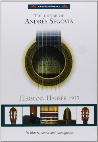 Die Gitarre des Andres Segovia