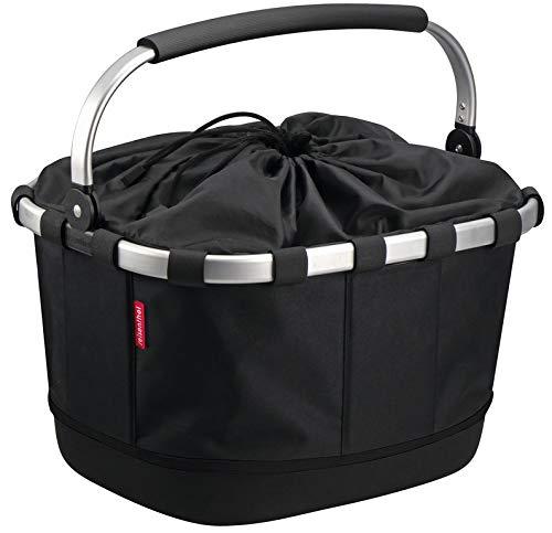 KlickFix Unisex– Erwachsene Carrybag Gt Gepacktasche, schwarz, 1size