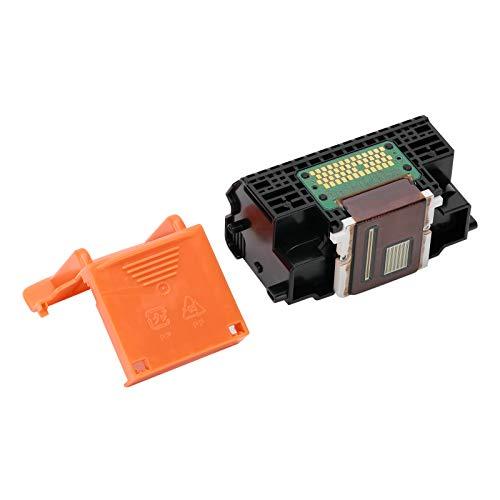 QY6-0080 Cabezal de impresión en Color, Cabezal de Impresora con Cubierta Protectora, para Canon iP4850 MG5250 MX892 iX6550 MG5320 mg5350 MG5220, impresión de fotografías y Documentos en Color