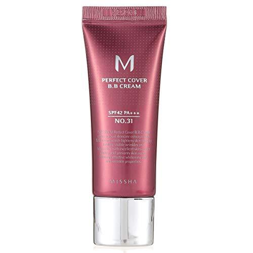 MISSHA M Perfect Cover BB Cream SPF42/PA+++ (No.31/ Golden Beige)