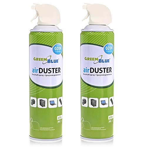 Green Blue GB600 Air Duster Cleaning Aire comprimido Spray Limpiador (02)