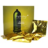 Palksky Condoms for Wine Bottle/Beverage Fresh Stopper/Air-Tight Grip/No Leak Prolong Beverage Freshness/Food Grade Rubber Latex/Functional Gag Prank Gift (Set of 10)