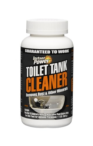 Instant Power 1806 Toilet Tank Cleaner, 16...