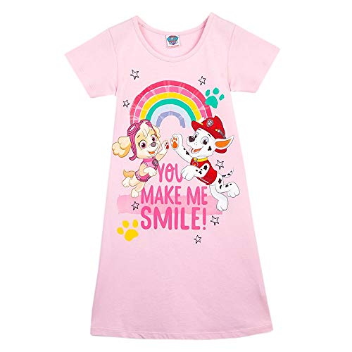 PAW PATROL Mädchen Nachthemd, rosa, Größe 98, 3 Jahre