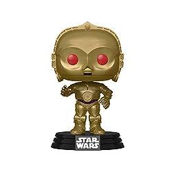 Amazon Open Pre-Orders For Dark Rey & C-3PO (Red Eyes) Funko Pop Figures