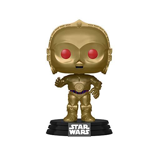 Pop! Chrome Star Wars The Rise of Skywalker - C-3PO
