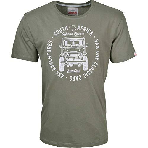 Van One Africa Toyota Herren T-Shirt