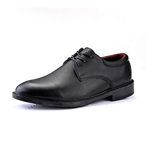 Zapatos Oxford Durable Fashion Business Oxford for hombre Zapatos de vestir negros...