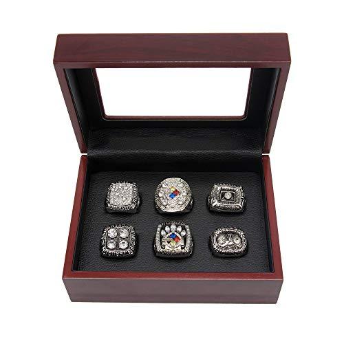 Keepsake Championship Ring Replica by Wooden Display Box Set Size 11...
