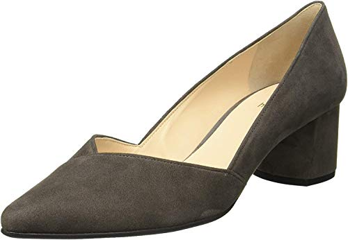 HÖGL Damen Honey Pumps, Grau (Darkgrey 6600), 38 EU