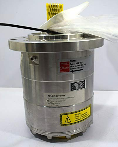 Danfoss APP 10.2 180B3010 502DBP-005 Axial Piston High Pressure RO Water Pump