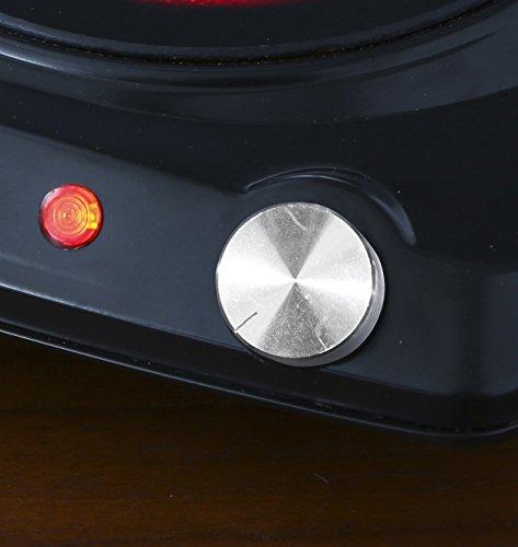 アイテック『ガラスプレート電気グリル(IT-1037)』