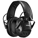 Best Work Headphones - BJKing Bluetooth Noise Reduction Safety Ear Muffs, Portable Review