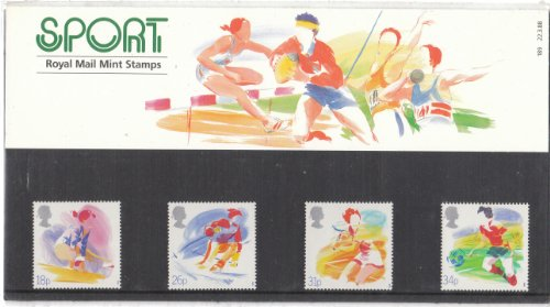 1988 Sport Stamps Presentation by Royal Mail